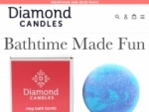 Up To 25% OFF As Buying $50 Gift Cards At Diamond Candles