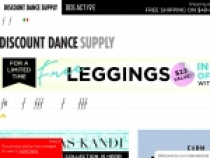 Up to 20% OFF With DDS Rewards Program At Discount Dance