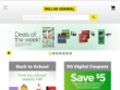 Dollar General Coupons, Promo Codes & Sales