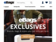 25% OFF With Email Sign Up At Ebags