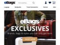 $20 Cash Back For Online Purchases Over $100 At eBags