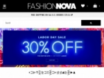 Up To 75% OFF Last Chance Sale At Fashion Nova