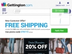 Gettington  Promo Codes