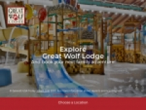 Great Wolf Up To 50% OFF Booking W/ Email SignUp