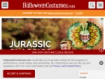 Up To 20% OFF Your First Order When Sign up At Halloween Costumes