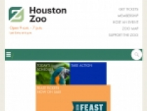 Up To $5 OFF Per Ticket W/ Houston Zoo Summer Group Tickets