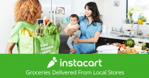 FREE Shipping On First Order W/ Email Sign Up At Instacart