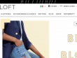Up To 50% OFF Sale At LOFT + FREE Shipping