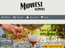Midwest Supplies 10% OFF Your Next Order W/ Email Sign Ups