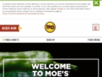FREE Chips And Salsa On All Orders At Moe's Southwest Grill