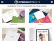 Up To 70% OFF Business Cards At Overnight Prints