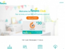 Pampers Coupons & Special Offers W/ Email SignUp