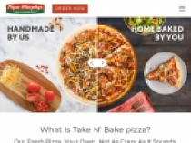 $2 OFF Any Large Pizza At Papa Murphys