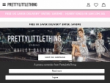 Up To 85% OFF Sale Items At Pretty Little Thing