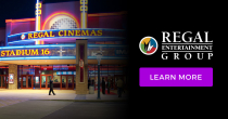 Up To 50% OFF With Regal Cinemas Specials and Promotions