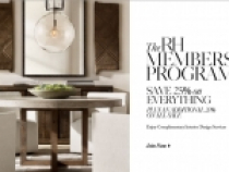 Up To 60% OFF On Sale Products At Restoration Hardware