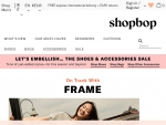 Shopbop Coupons