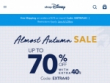 Up To 50% OFF Sale At Shop Disney