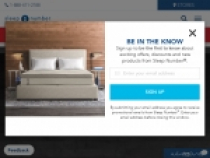 Up To 75% OFF Clearance Items At Sleep Number