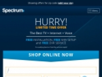 FREE DVR Service On Spectrum Triple Play For 1 Year At Spectrum