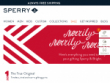 FREE Standard Shipping On All Orders At Sperry
