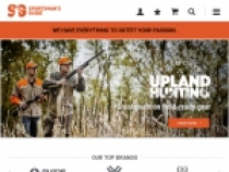 Up To 75% OFF Clearance Sale At Sportsman's Guide