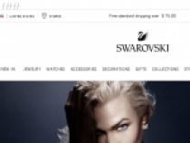 10% OFF Your Order + FREE Shipping At Swarovski