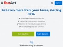 Plus Service For $37 At TaxAct
