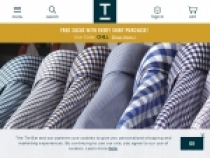 Up To 50% OFF With Tie Of The Month at The Tie Bar