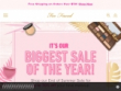 20% OFF With Email Sign Up At Too Faced