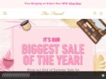 FREE Shipping On All Orders At Too Faced
