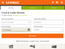FREE Shipping On Moving Supply Orders Over $50 At U Haul