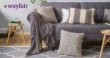 Up To 80% OFF Clearance Items + FREE Delivery At Wayfair UK